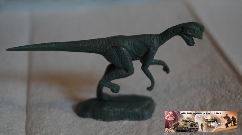 Parasaurolophus Oviraptor--a002