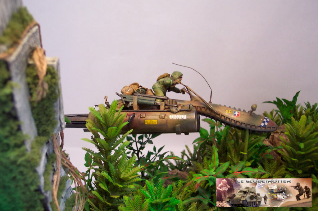 Scout Keal X1124 - Scratch 1/35 - Figurine Tamiya Dio-keal---d016