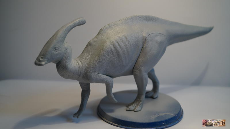 Parasaurolophus Parasaurolophus--a006_1