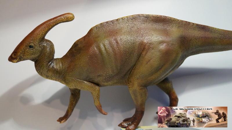 Parasaurolophus Parasaurolophus--d001